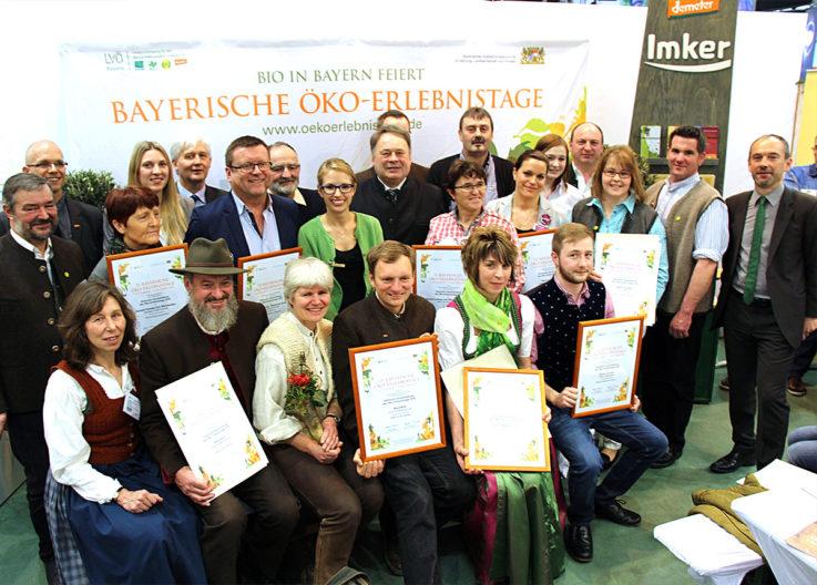 Preisträger der Ökoerlebnistage 2015