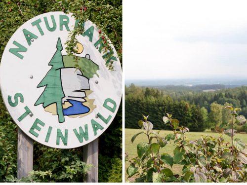 Die Öko-Modellregion Steinwald-Allianz liegt am nördlichen Rand des Regierungsbezirks Oberpfalz.
