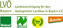 Landesvereinigung für den ökologsichen Landbau in Bayern e.V. Logo
